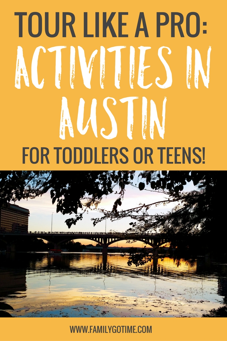 Austin boasts an incredibly inviting atmosphere for families with children and you can hang like a local with these activities in Austin.