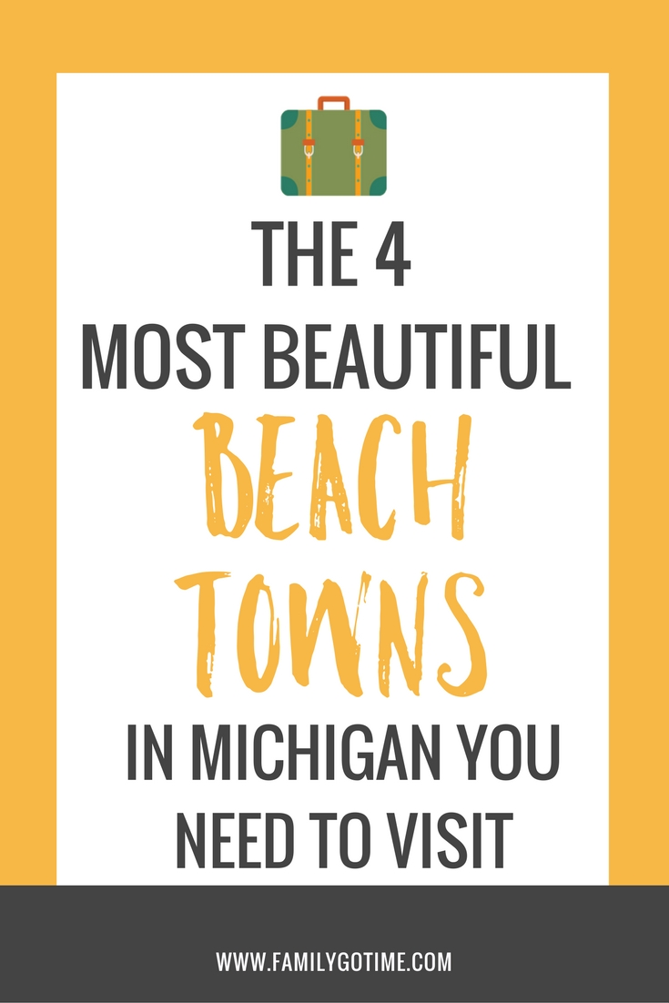 Try one of these Michigan beach towns, and you'll quickly discover no matter your age, you'll come to love Michigan's beaches.