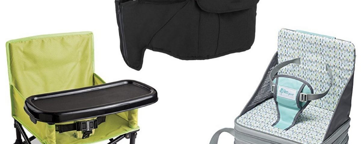6 Best Portable High Chairs For All Your Family Travel Destinations