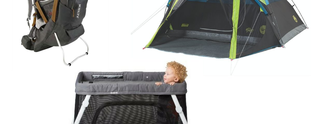 3 Products That Make Camping With Young Children Easier