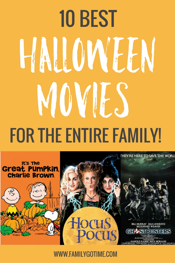 10 Best Halloween Movies For Kids The Whole Family Will ...