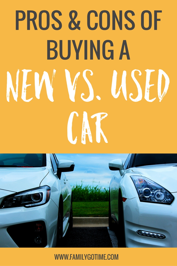 After weighing the pros and cons of buying a new vs used car, what's a person to do when it comes to buying a car? Should you buy a new or used car?