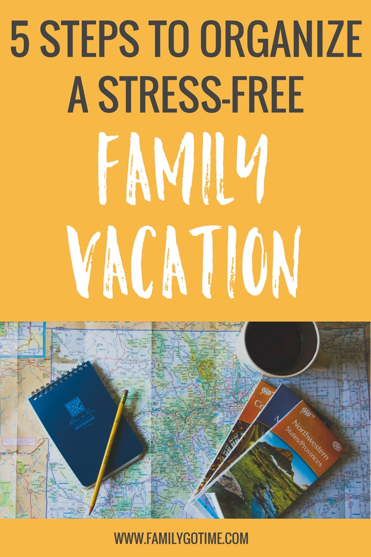 Traveling with your family is a great way to bond and make memories that will last a lifetime. However, having to organize a family vacation can also be a hassle, especially when you're traveling with kids. These are the best tips we have to share how to organize a family vacation and have the time of your life.