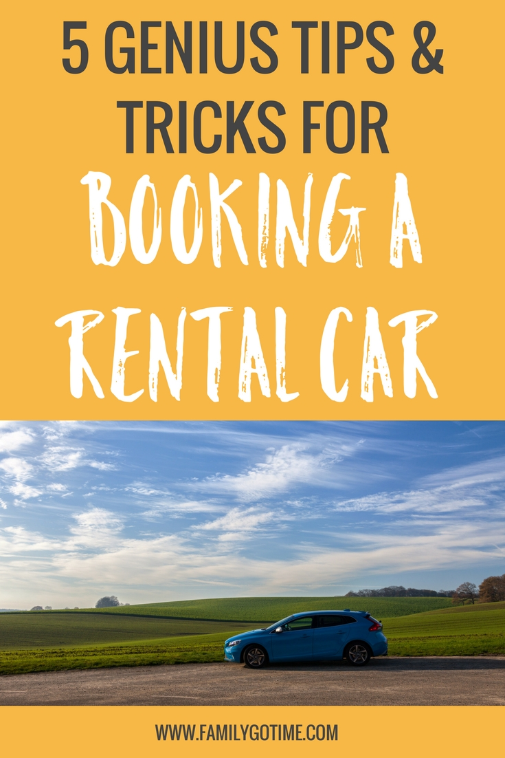 Car rentals can be extremely convenient for you as you travel. And they don't have to break your budget! As you get ready for your next trip, check out a few of these these tips before renting a car.