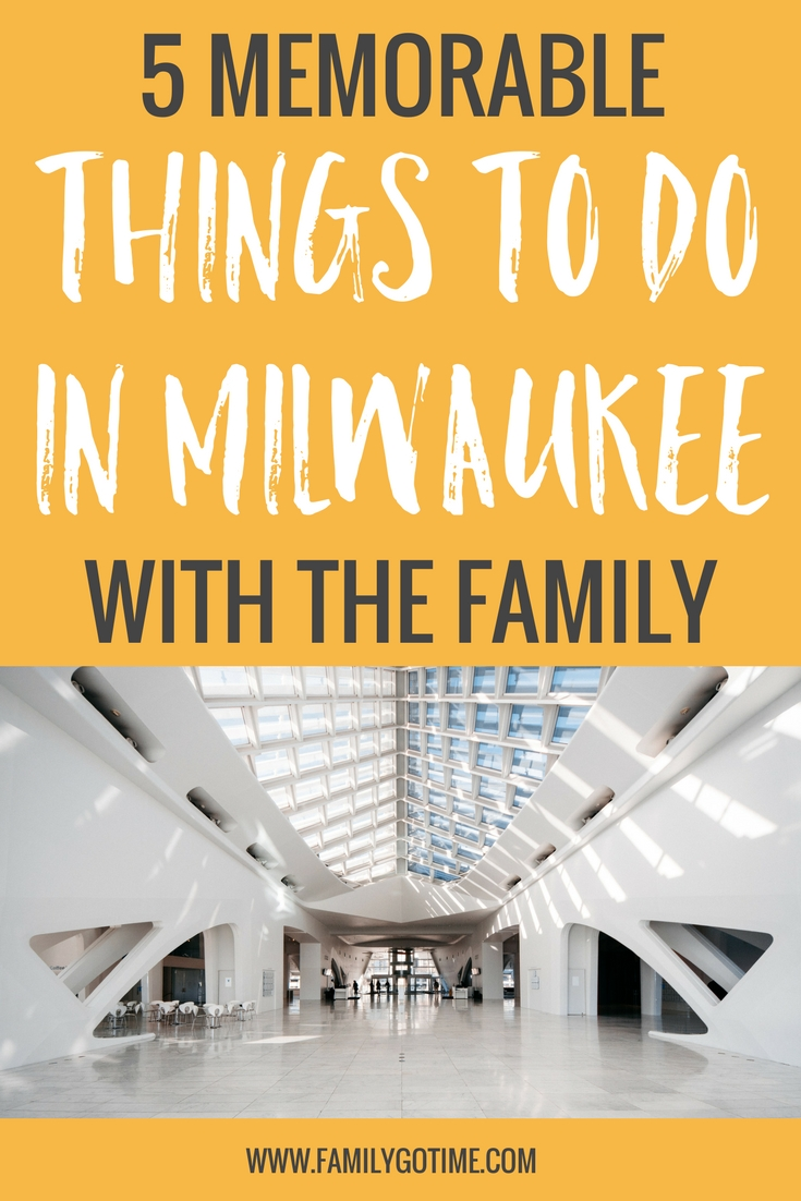 Best known for its famous breweries and aptly-named Major League Brewers, there's a lot more to this city than beer and baseball. Here are some things to do in Milwaukee for all ages.